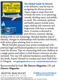 Global Guide to Divorce Flyer